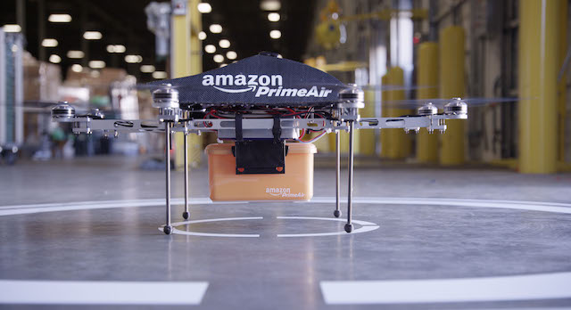 Amazon prime air, amazon delivery, future of delivery, retail innovation, retail trends,